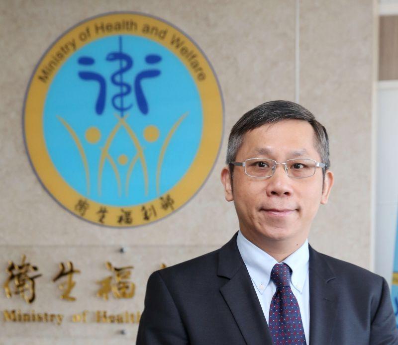 衛服部技監許明暉表示,擴大應用資訊科技有助於優化台灣醫療照護服務.jpg.jpg