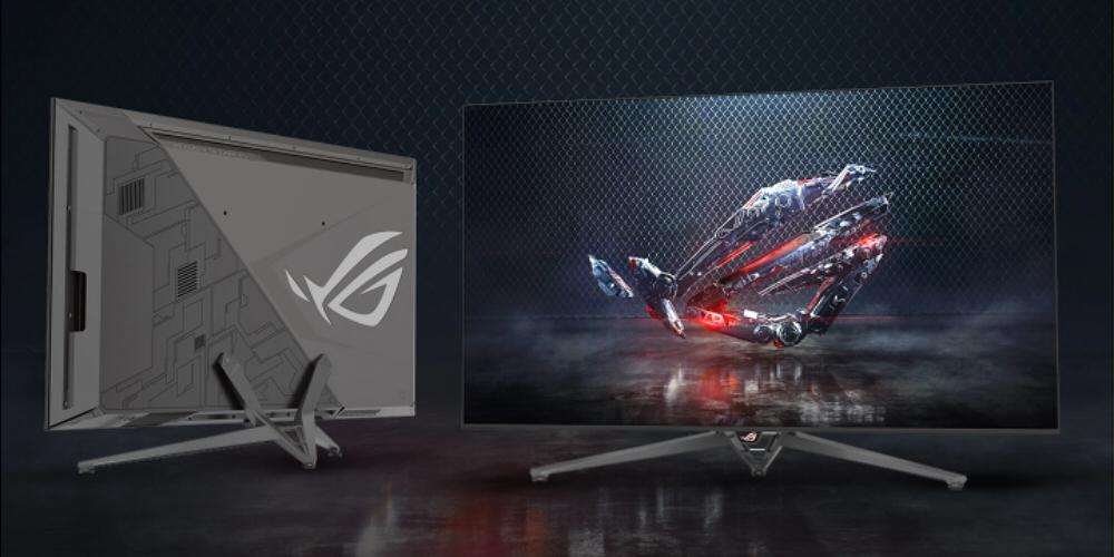 ASUS 與 NVIDIA 合作推出 ROG SWIFT PG65 65吋 120HZ 超大 G-Sync 螢幕 - XFastest - ROG Swift PG65.jpg