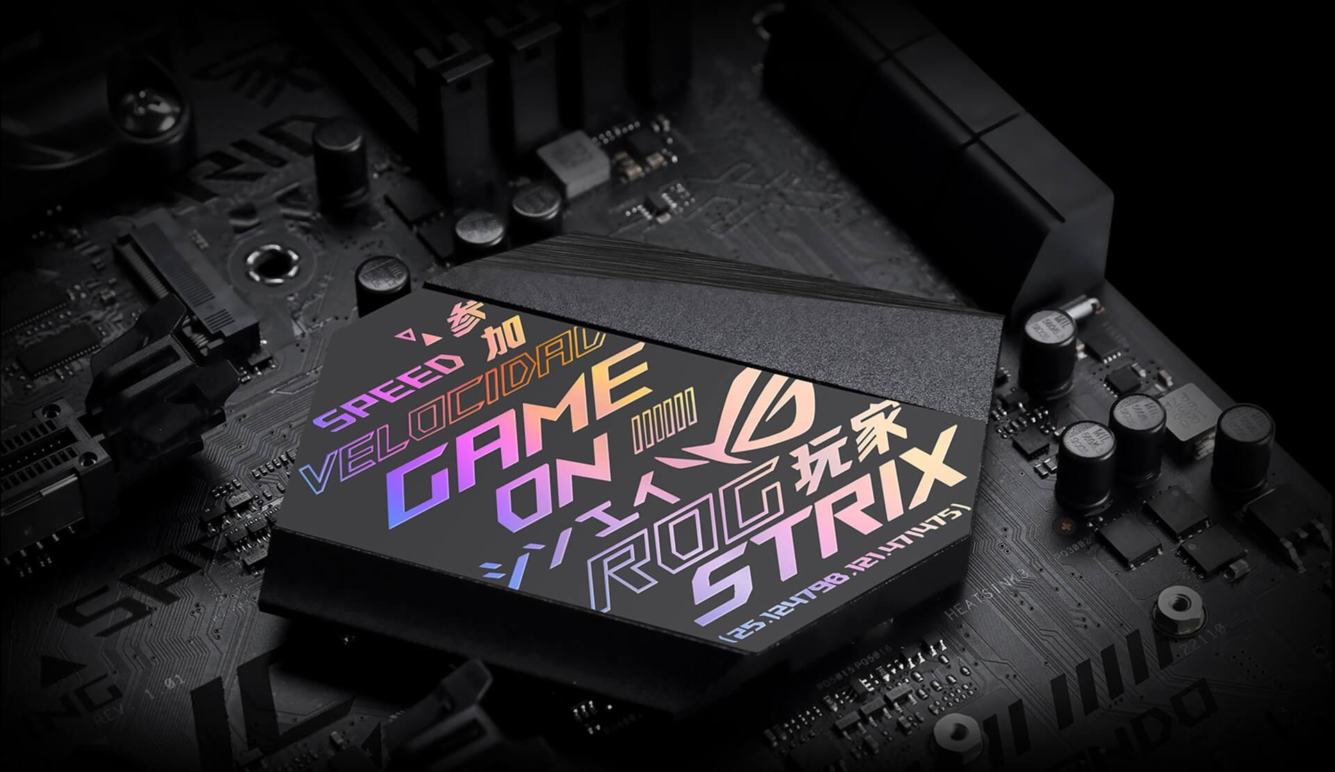 內外兼修:ASUS發布ROG STRIX B450-F GAMING主機板 - XFastest - slideshow-2.jpg
