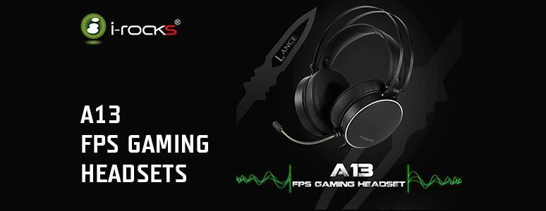 i-Rocks A13 Lance FPS 電競耳機開箱 / 輕量舒適 音場清晰 - XFastest - IROCKS-A13-LANCE-FPS-GAMING-HEADSET_774x300.jpg