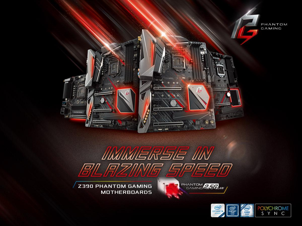 ASRock正式推出針對Intel第9代CPU的Z390主機板 - 以Z390 Taichi Ultimate和Z390 Phantom Gaming 9為旗艦 - XFastest - 20181005-1.jpg