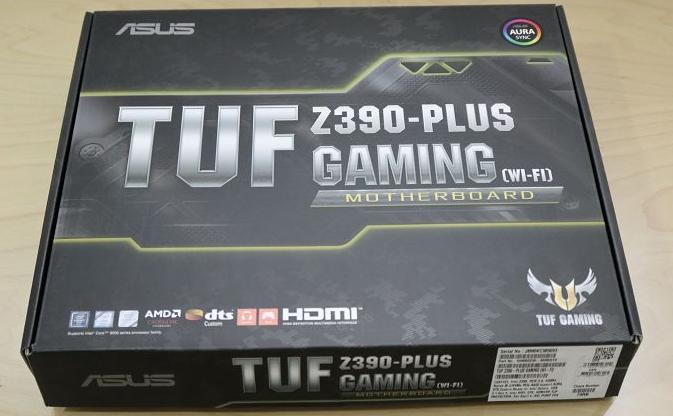 [開箱] 搭上九代的列車 TUF Z390-PLUS GAMING/ 虎徹II /i5 9600K - XFastest - 003.jpg