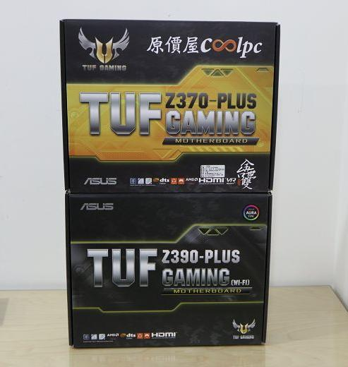 [開箱] 搭上九代的列車 TUF Z390-PLUS GAMING/ 虎徹II /i5 9600K - XFastest - 004.jpg