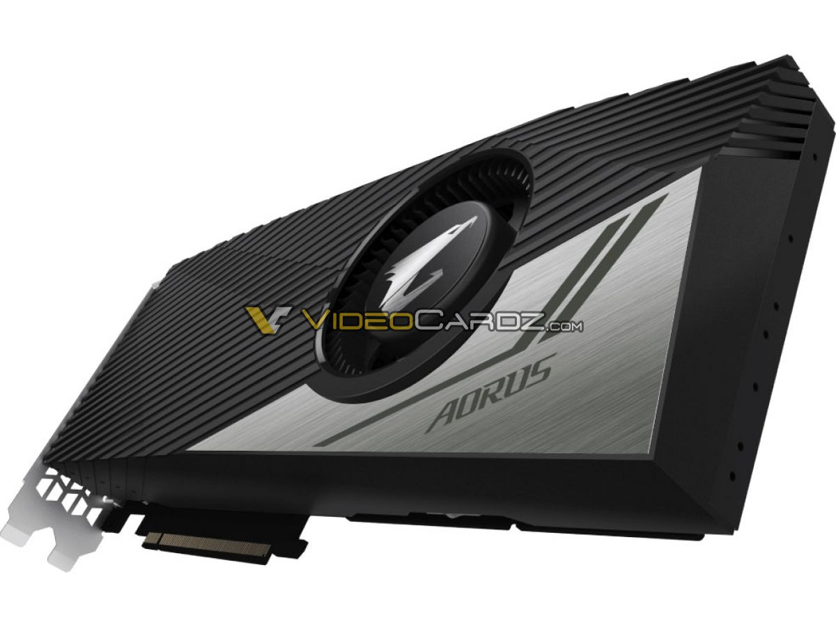 GIGABYTE準備推出GeForce RTX 2080 Ti AORUS Turbo顯示卡 - XFastest - GBT-Aorus-Turbo-3.jpg