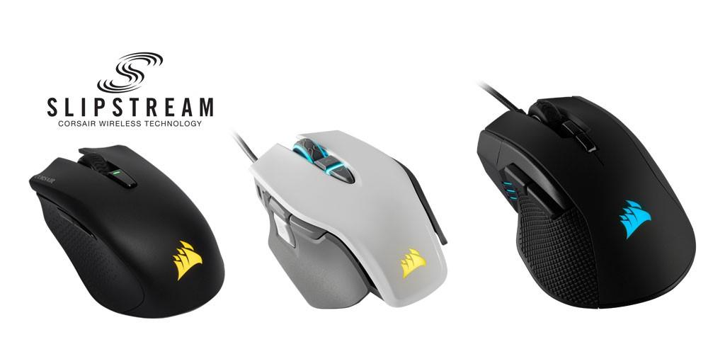 CORSAIR 發表三款全新滑鼠HARPOON RGB WIRELESS、IRONCLAW RGB、M65 RGB ELITE - XFastest - 01.jpg