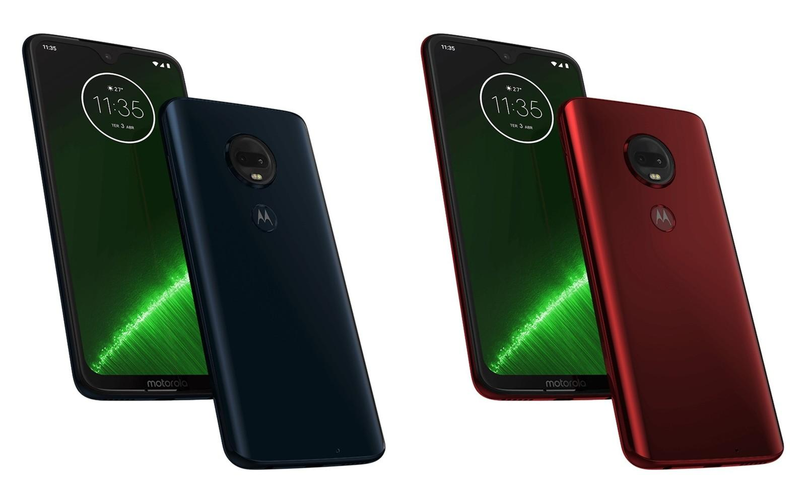 Motorola發布三款G系列主流機型:G7/G7 Play/G7 Power - XFastest - moto-g7-plus-ishan-leak.jpeg