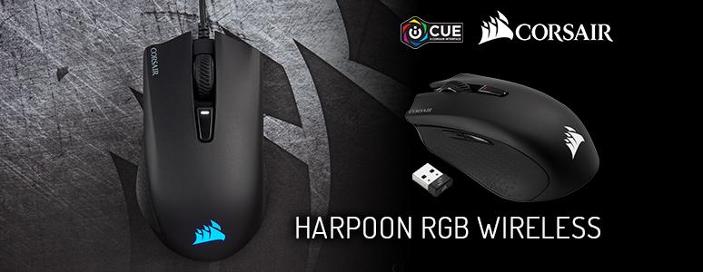 CORSAIR HARPOON RGB WIRELESS 電競滑鼠測試報告 / SLIPSTREAM 無線 1 ms 就是狂! [XF] - XFastest - 00.JPG