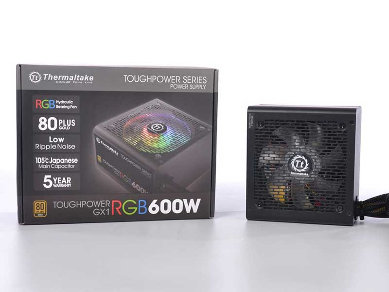 Thermaltake Toughpower GX1 RGB 600W / 華麗RGB燈效金牌電供開箱測試 [XF] - XFastest - D9WcsWt-1.jpg