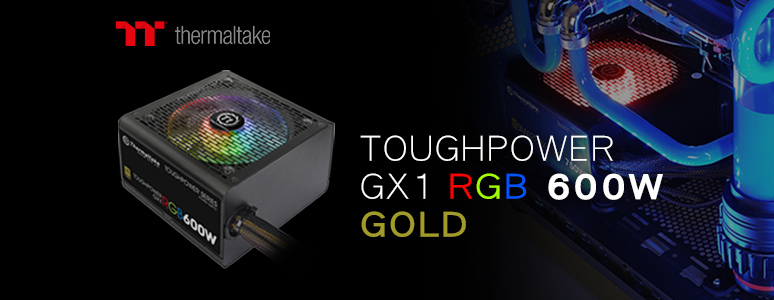 Thermaltake Toughpower GX1 RGB 600W / 華麗RGB燈效金牌電供開箱測試 [XF] - XFastest - Thermaltake-TOUGHPOWER-GX1-RGB-600W-GOLD_774x300.jpg