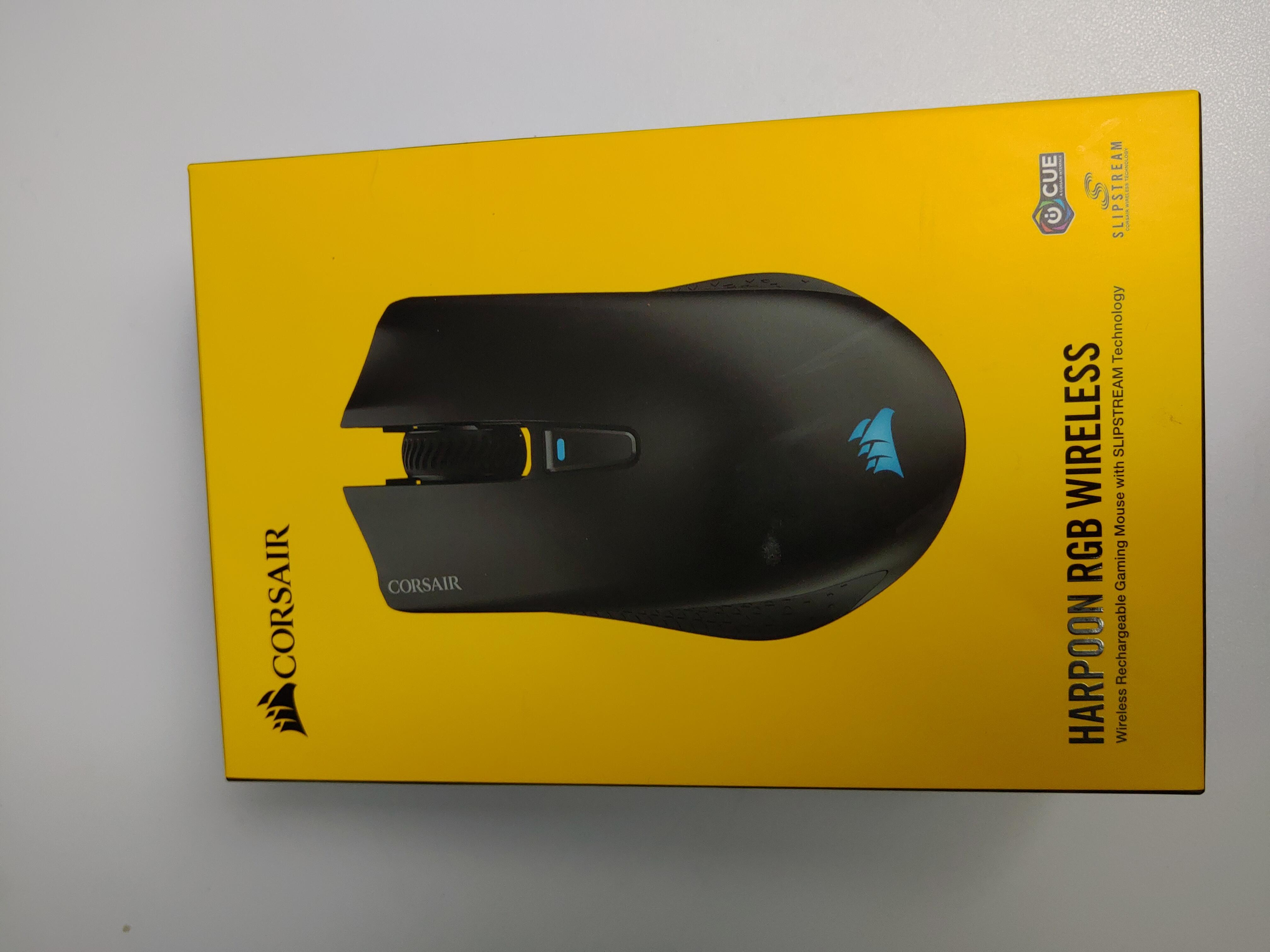 簡易開箱 入門電競(汗 海盜船Corsair HARPOON RGB WIRELESS - XFastest - P_20190310_030107.jpg