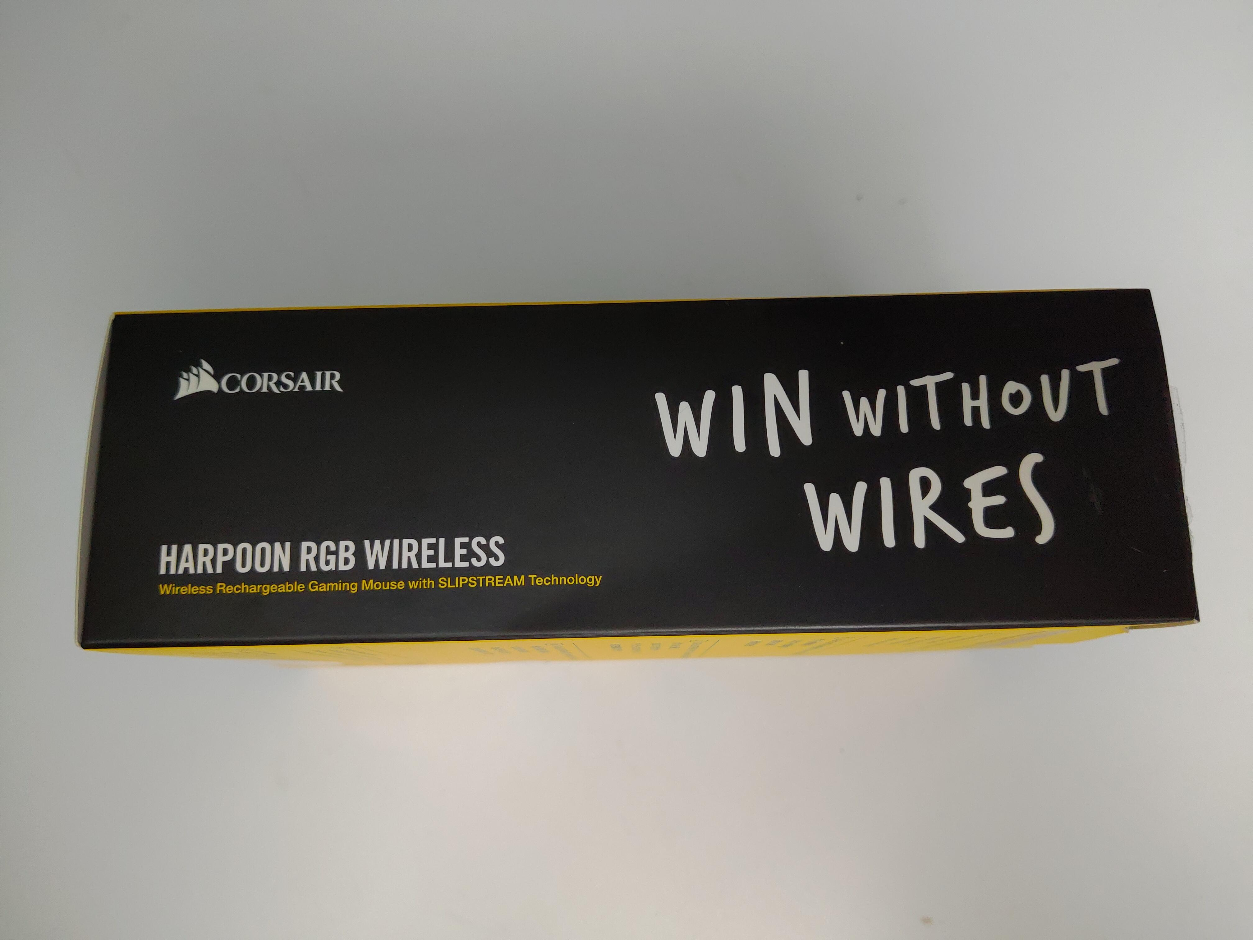 簡易開箱 入門電競(汗 海盜船Corsair HARPOON RGB WIRELESS - XFastest - P_20190310_030119.jpg