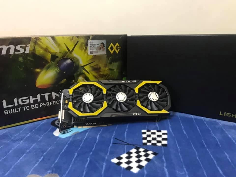 賣 msi 980ti lightning LE 閃電版(已售出) - XFastest - 5753672C-D44B-47FB-BEE3-8AB9B530A574.jpeg