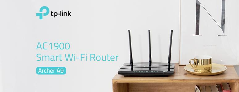 TP-Link Archer A9 無線路由器開箱 / 主流 AC1900 MU-MIMO更有效 - XFastest - TP-Link-Archer-A9-AC1900-Smart-Wi-Fi-Router_774x300.jpg