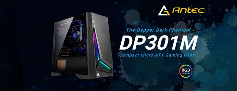 ANTEC The Dapper Dark Phantom DP301M機殼開箱/小巧精悍 GAMING兩相宜[XF] - XFastest - ANTEC-DP301M_774x300.jpg