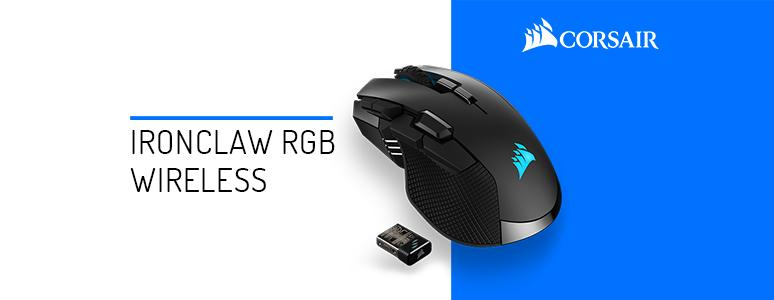 CORSAIR IRONCLAW RGB WIRLESS 電競滑鼠 / Slipstream 技術加持,操控無所拘束[XF] - XFastest - Corsair-IRONCLAW-RGB-WIRELESS_774x300.jpg