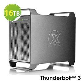 16TB 限量優惠~AKiTiO Thunder3 Quad X 雷霆戰艦 3X (IronWolf 4TB X 4) Thunderbolt 3 - 4bay 外接盒 (支援macOS) - XFastest - M32739204_big.jpg