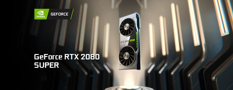 NVIDIA GeForce RTX 2080 SUPER 創始版測試報告 / 規格微調 性價更勝 - XFastest - NVIDIA-GeForce-RTX-2080-Super_774x300.jpg