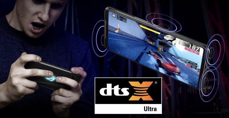 【圖說】Xperi Corporation旗下獨資子公司DTS今(7)日宣佈,全球遊戲手機領導品牌華.jpg