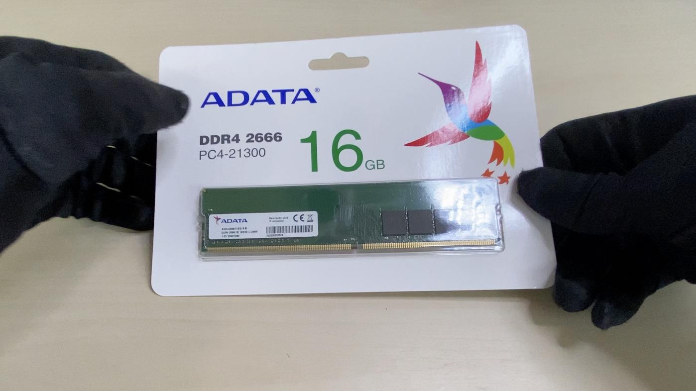 開箱 DDR4 記憶體 ADATA 2666MHz 16GB - XFastest - 02.jpeg