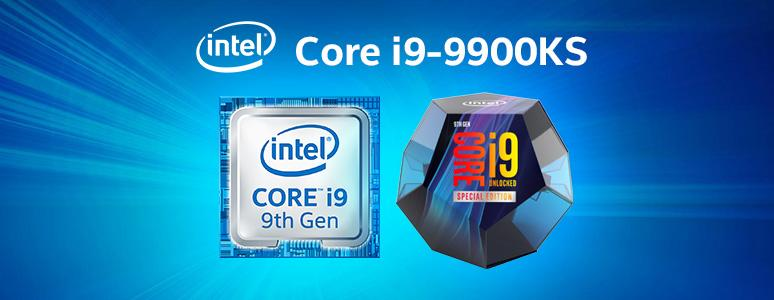 極致特挑!Intel Core i9-9900KS 處理器測試 / 全核 5G 小意思 5.3G 夠意思 - XFastest - Intel-Core-i9-9900KS_774x300.jpg