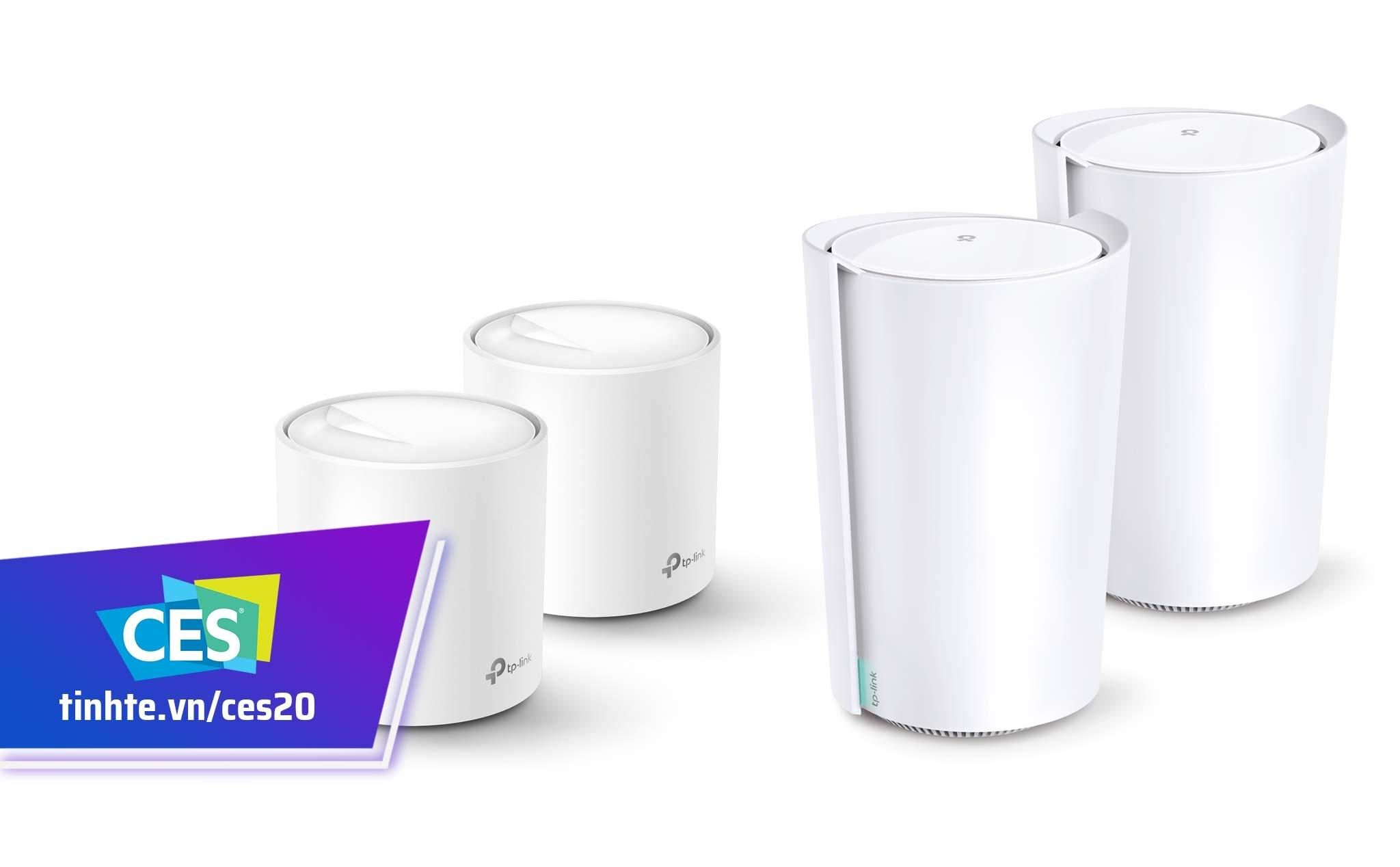 CES 2020 : TP-Link發布Deco Mesh分享器:支援Wi-Fi6、最大覆蓋557mm2 - XFastest - 4873314_cover_TP-Link_Deco_X20-X.jpg