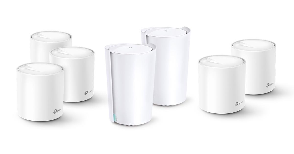 CES 2020 : TP-Link發布Deco Mesh分享器:支援Wi-Fi6、最大覆蓋557mm2 - XFastest - New-Wi-Fi-6-deco-systems-CES-2020.jpg