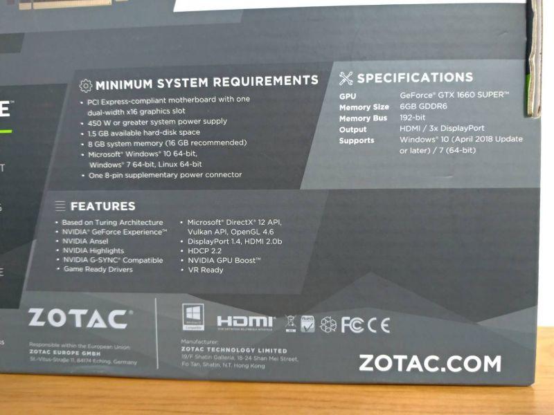 ZOTAC GAMING GTX 1660 SUPER令人驚艷的超頻性能 - 5