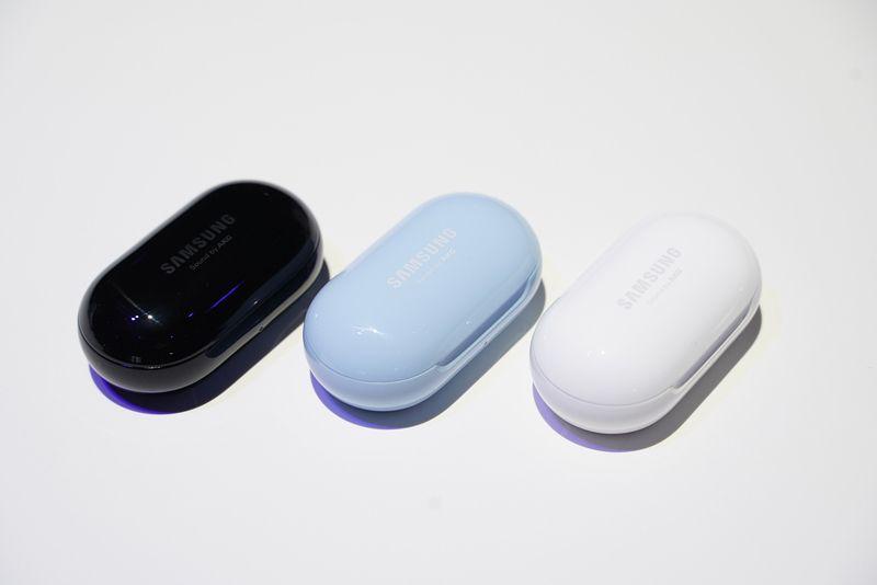 【新聞照片3】Galaxy Buds+將推出琺瑯黑、月光白以及水玉藍三色.JPG