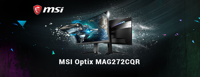 MSI Optix MAG272CQR 顯示器 開箱測試  / 27吋曲面螢幕、WQHD解析度、165Hz高刷新率 - XFastest - MSI-Optix-MAG272CQR_774x300.jpg