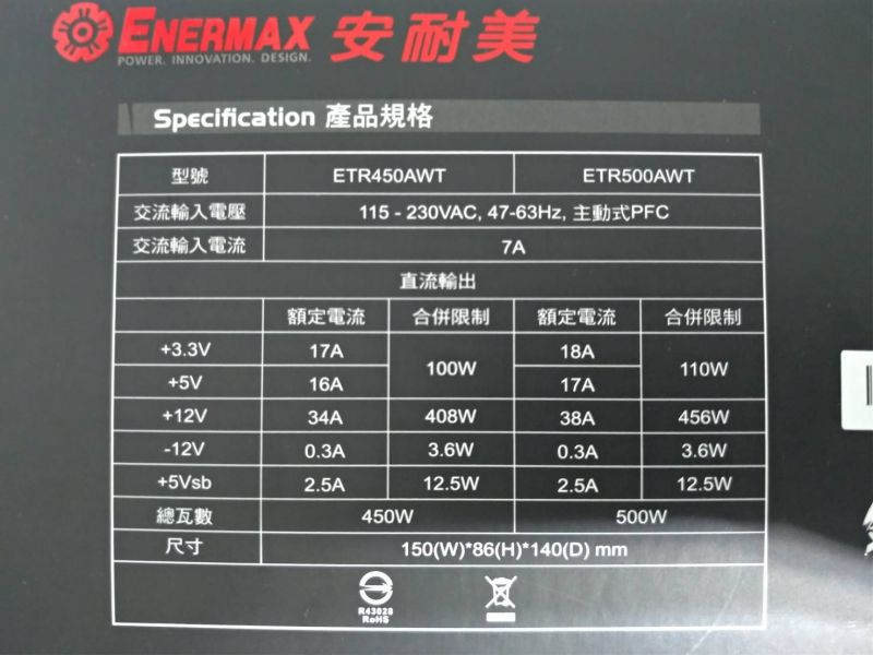 戰未來 銅之刃 500W小小升級3812