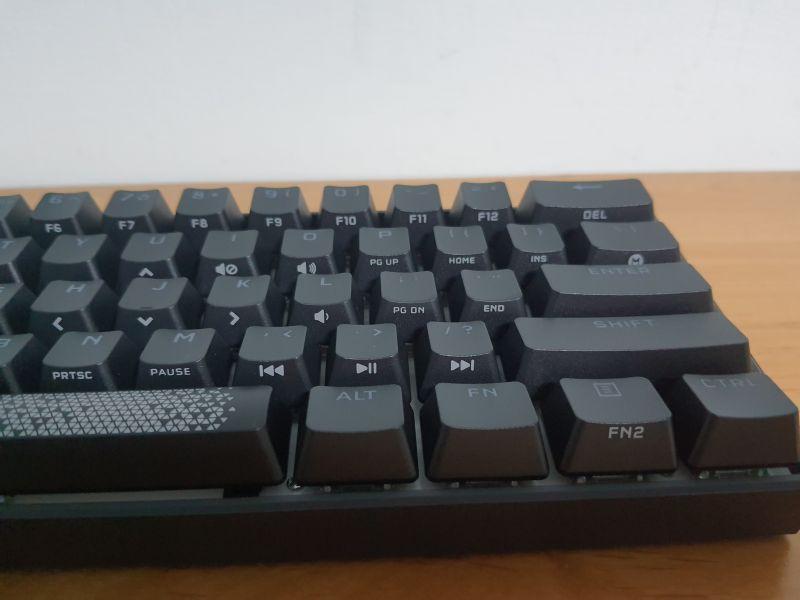 對效能絕不妥協的K65 RGB MINI,簡單輕開箱3541