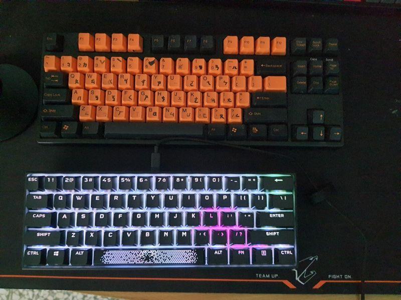 對效能絕不妥協的K65 RGB MINI,簡單輕開箱2962