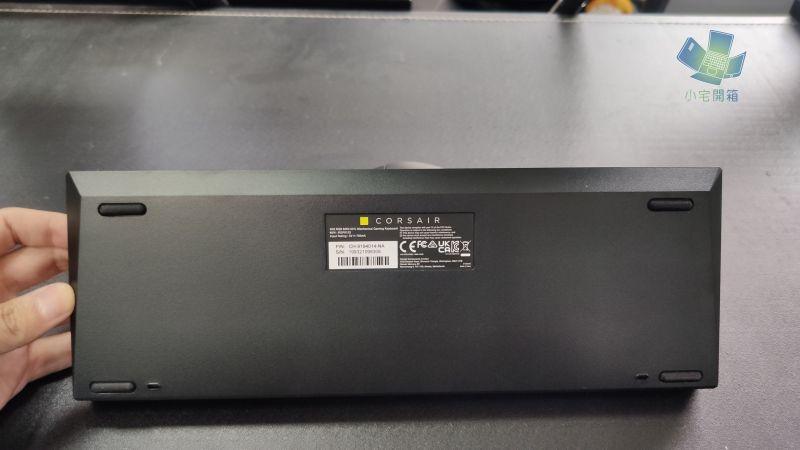 CORSAIR K65 RGB Mini 60% 機械式鍵盤開箱,為電競而生,追求極...3227