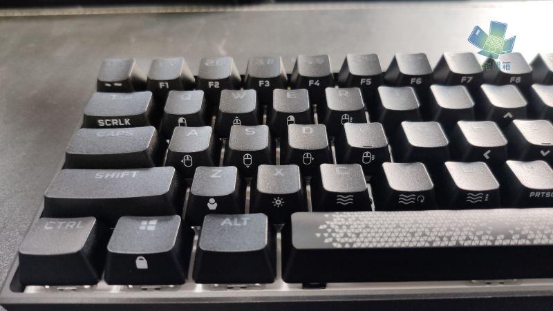 CORSAIR K65 RGB Mini 60% 機械式鍵盤開箱,為電競而生,追求極...1809