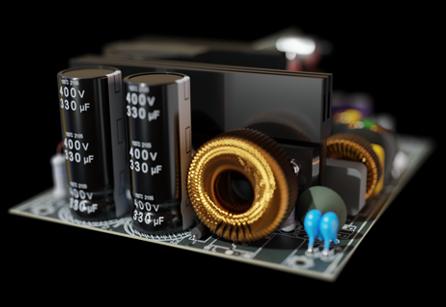 銅競魔MARBLEBRON 650W 銅牌認證 解決您電源線卡側板的問題 - 7