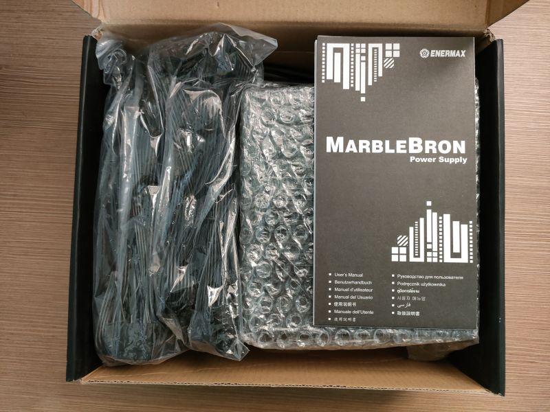 銅競魔MARBLEBRON 650W 銅牌認證 解決您電源線卡側板的問題 - 13