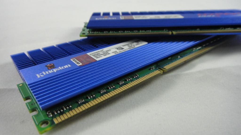 極速降溫,Kingston HyperX T1 DDR3-2000 2GB*4 - XFastest - DSC00670.jpg
