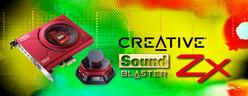 [XF] CREATIVE Sound Blaster ZX 就是要聽好聲音