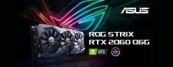 ROG STRIX GeForce RTX2060 O6G GAMING 測試報告 / GTX 1080 接班人現身! [XF]