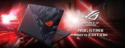 ASUS ROG Strix Hero Edition GL503VD 開箱測試 / 新潮電競 入門英雄 [XF]