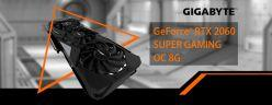 GIGABYTE RTX 2060 SUPER GAMING OC 測試報告 / 終於有 8GB VRAM