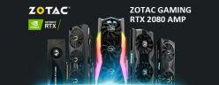 ZOTAC GAMING Geforce RTX 2080 AMP 8GB Turing威能 勁冷炫彩 效能頂峰 [XF]
